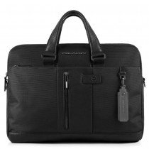 "Cartella 2man. pc15,6""iPadAir/Pro9,7  rfid BRIEF NERO"