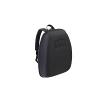 Backpack thermoformed black
