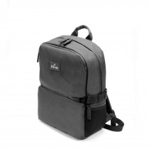 SMALL BACKPACK BROOKLYN LINE GRIGIO