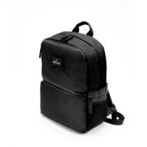 SMALL BACKPACK BROOKLYN LINE NERO