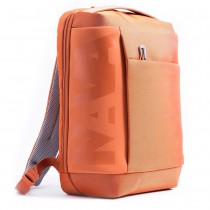 CROSS BACKPACK MEDIUM ORANGE/GREY