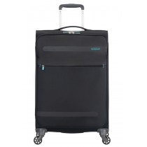 TROLLEY VIAGGIO 67/24 - HEROLITE - BLACK