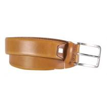 Cintura uomo con fibbia ad ardiglione cm.125 C56 ARANCIO