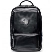 Zaino Square Backpack Play Off Line Nero