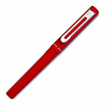 FORBES FOUNTAIN PEN CHERRY RED