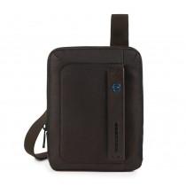 Borsello porta iPad®mini/mini2/mini3 P16 Chevron Testa Moro
