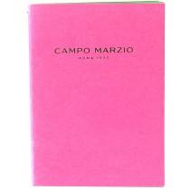 SMALL BOOK CAMPO MARZIO HOT PINK