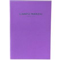 SMALL BOOK CAMPO MARZIO PURPLE