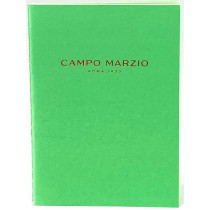 SMALL BOOK CAMPO MARZIO LIGHT GREEN