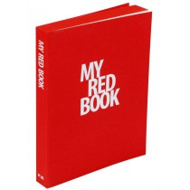 NOTES MY BOOK A5 ROSSO