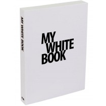 NOTES MY BOOK A5 BIANCO