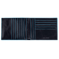 Portafoglio uomo - Blue Square - Blu